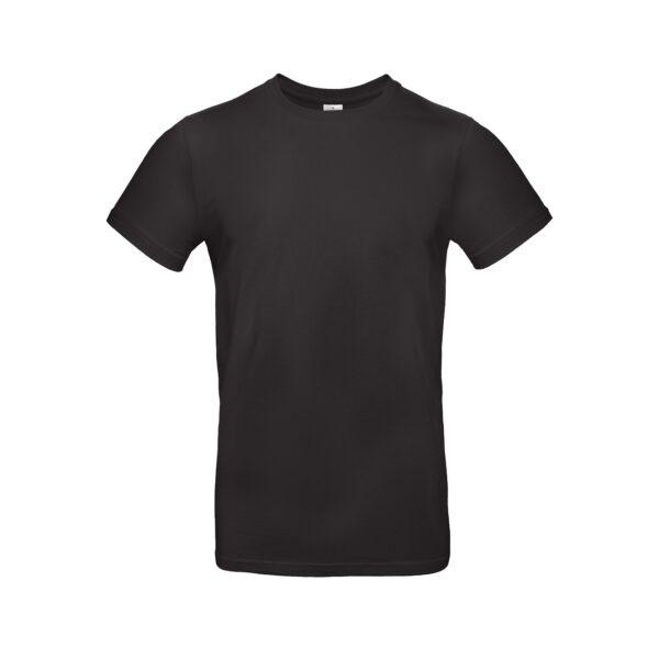 Men t-shirt front black